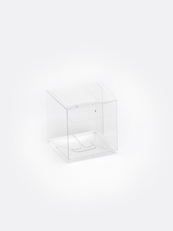 Plexi kubus om zelf te vullen