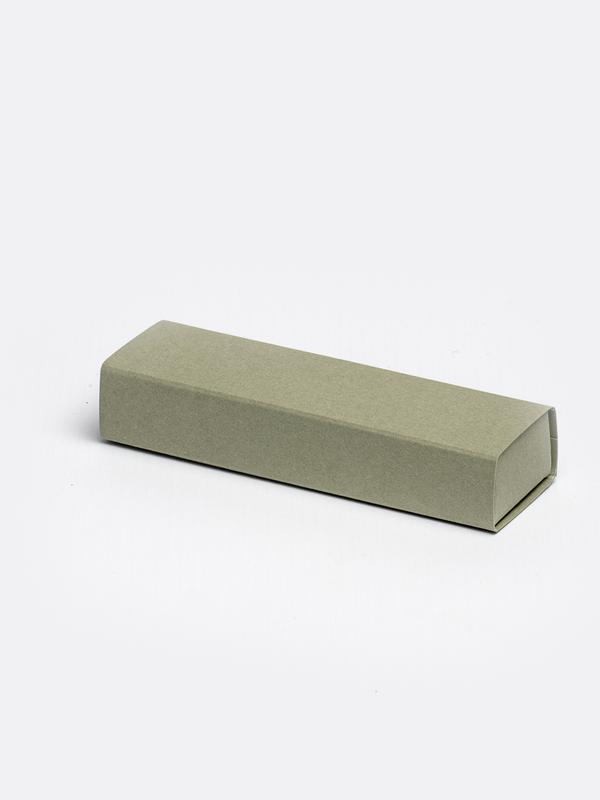 Jade smal inschuifdoosje karton om zelf te vullen