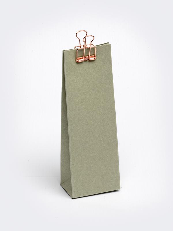 Jade hoog tasje in karton om zelf te vullen